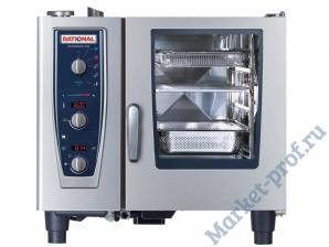 Пароконвектомат Rational Combi Master® Plus CM61