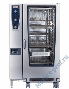 Пароконвектомат Rational Combi Master® Plus CM202 Gas